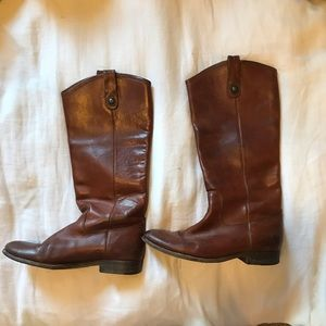 Frye Melissa Tall Boots